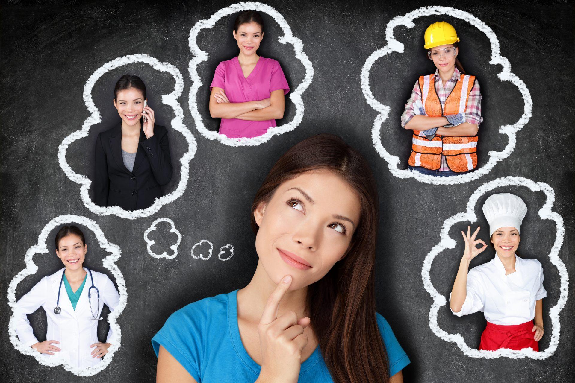 Выбор профессии: помогаем детям выбрать специальность